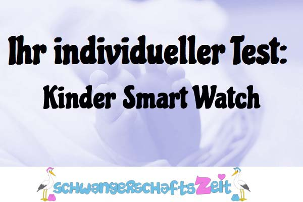 Kinder Smart Watch
