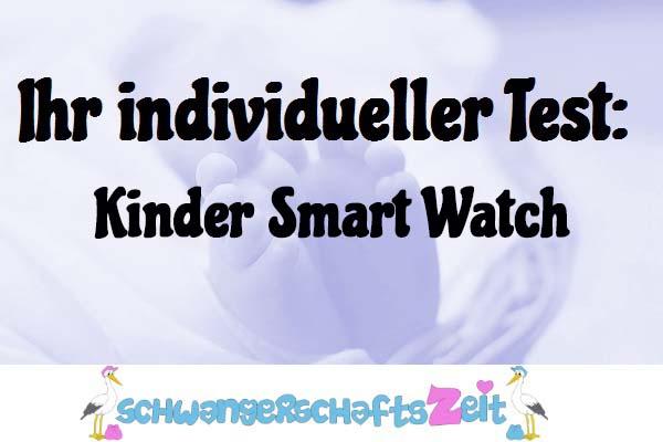 Kinder Smart Watch