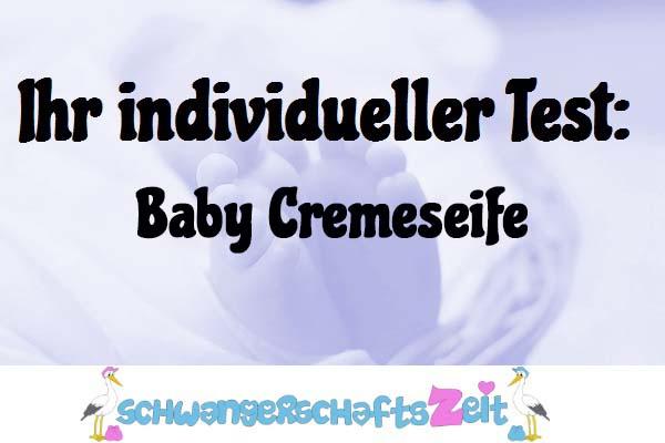 Baby Cremeseife