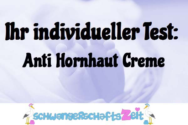 Anti Hornhaut Creme