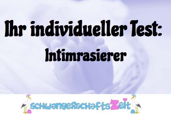 Intimrasierer