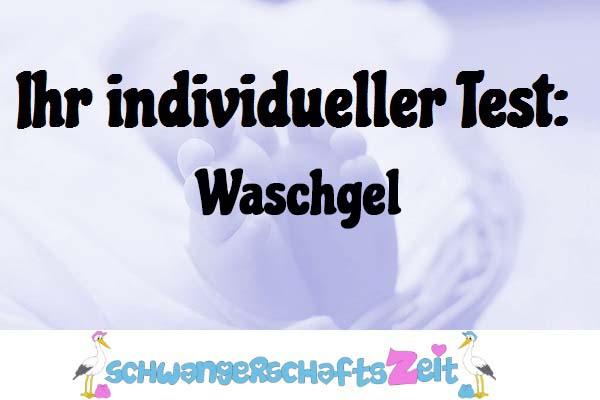 Waschgel