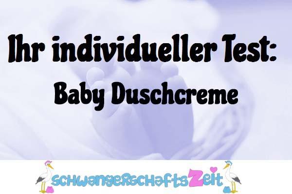 Baby Duschcreme