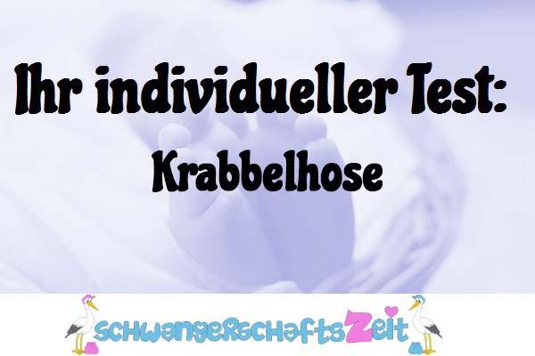 Krabbelhose