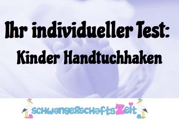 Kinder Handtuchhaken