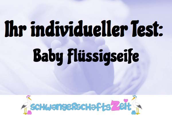 Baby Flüssigseife