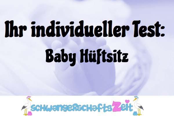 Baby Hüftsitz