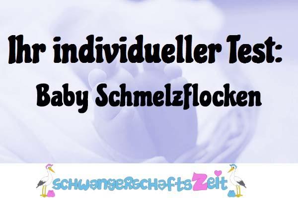 Baby Schmelzflocken