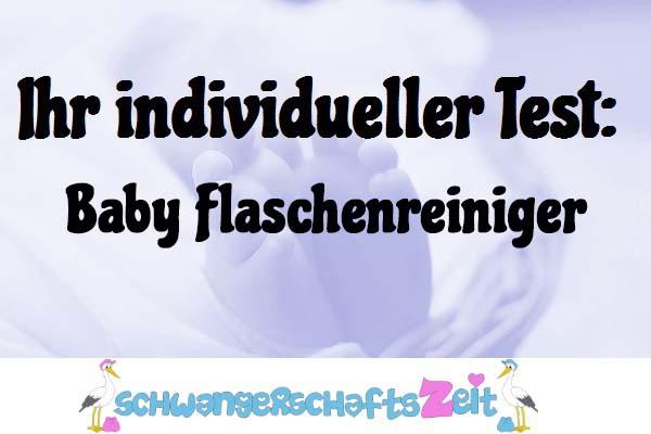Baby Flaschenreiniger