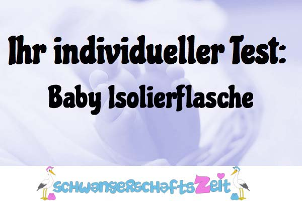 Baby Isolierflasche