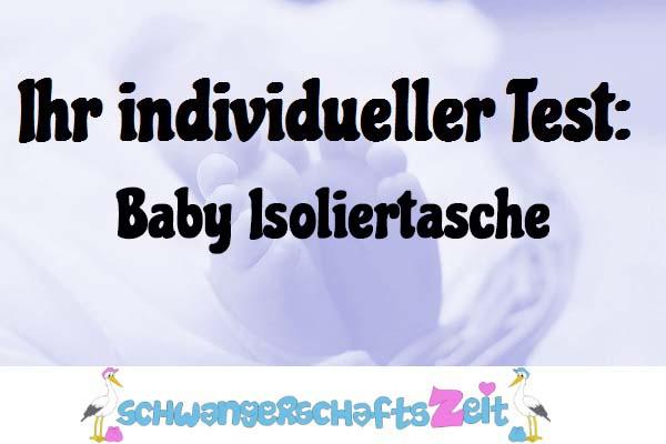 Baby Isoliertasche