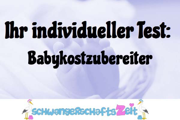 Babykostzubereiter