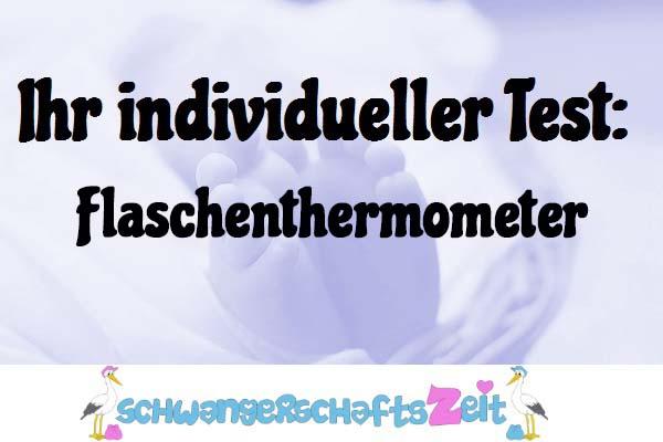 Flaschenthermometer
