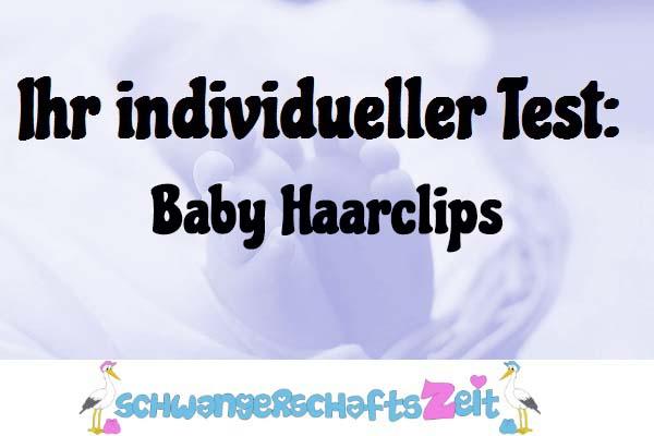 Baby Haarclips