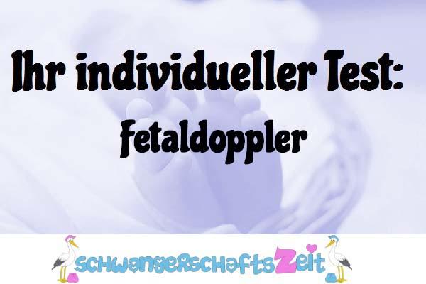 Fetaldoppler