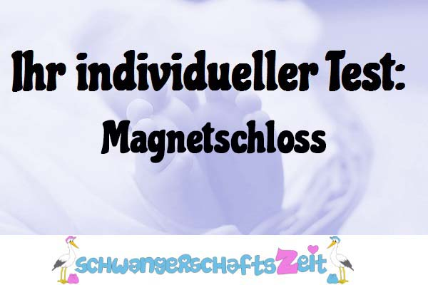 Magnetschloss