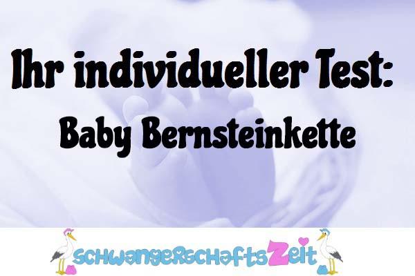 Baby Bernsteinkette