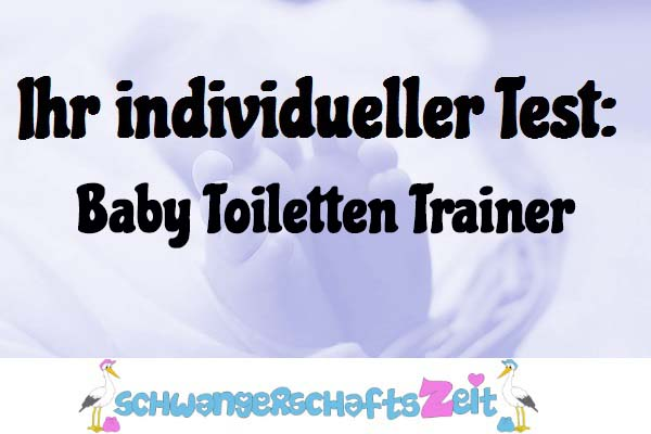 Baby Toiletten Trainer