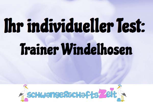 Trainer Windelhosen