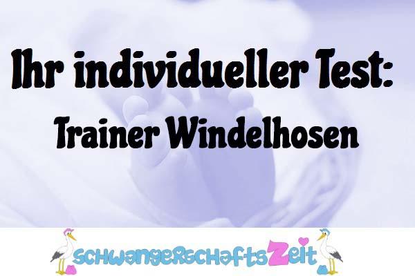 Trainer Windelhosen