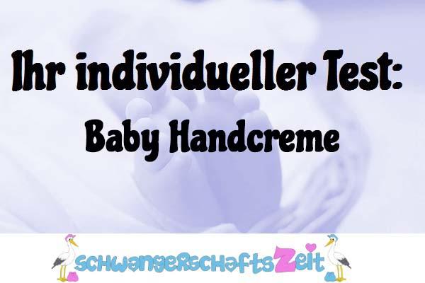 Baby Handcreme