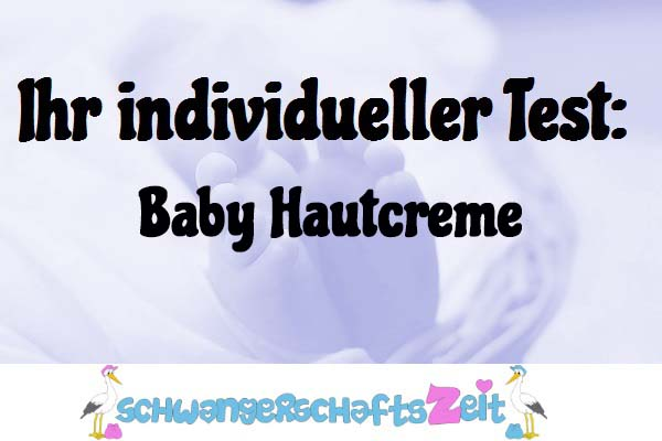 Baby Hautcreme
