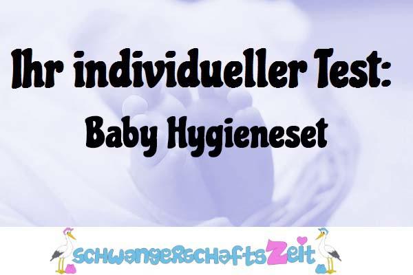 Baby Hygieneset
