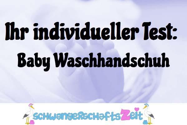 Baby Waschhandschuh