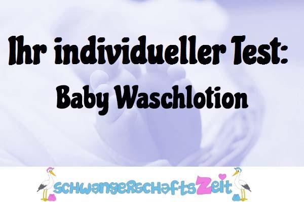 Baby Waschlotion