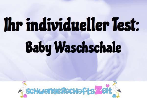Baby Waschschale