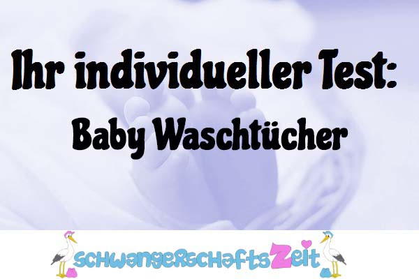 Baby Waschtücher