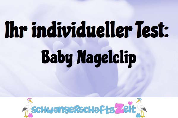 Baby Nagelclip