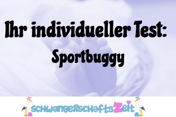 Sportbuggy