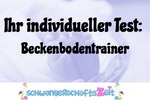 Beckenbodentrainer