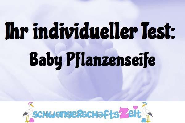 Baby Pflanzenseife
