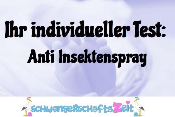Anti Insektenspray