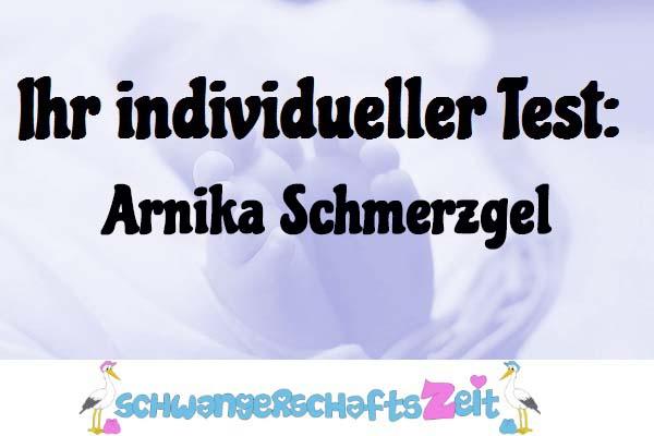 Arnika Schmerzgel