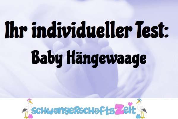 Baby Hängewaage