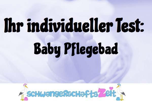 Baby Pflegebad
