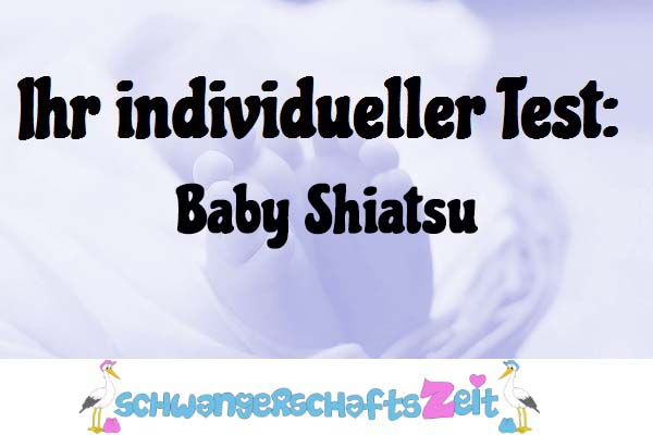 Baby Shiatsu