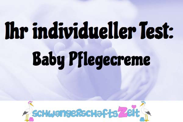 Baby Pflegecreme