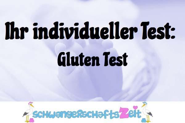 Gluten Test