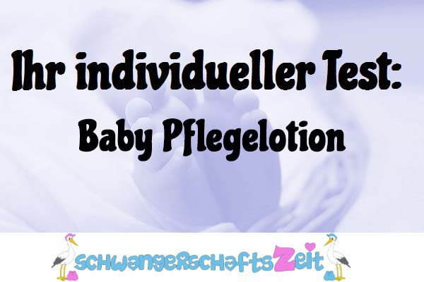 Baby Pflegelotion