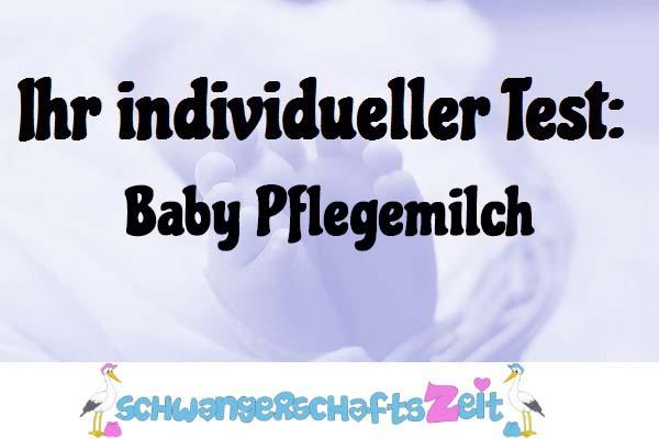 Baby Pflegemilch