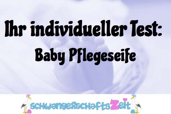 Baby Pflegeseife