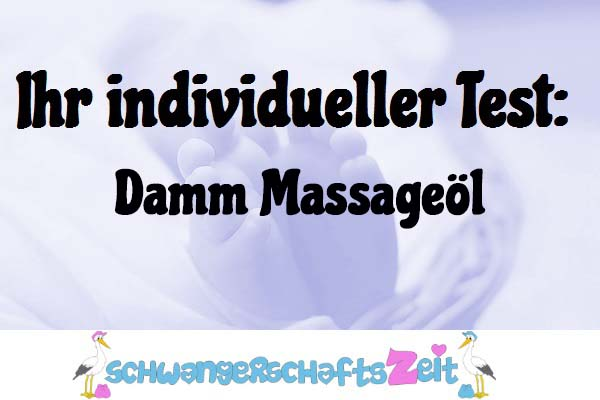 Damm Massageöl