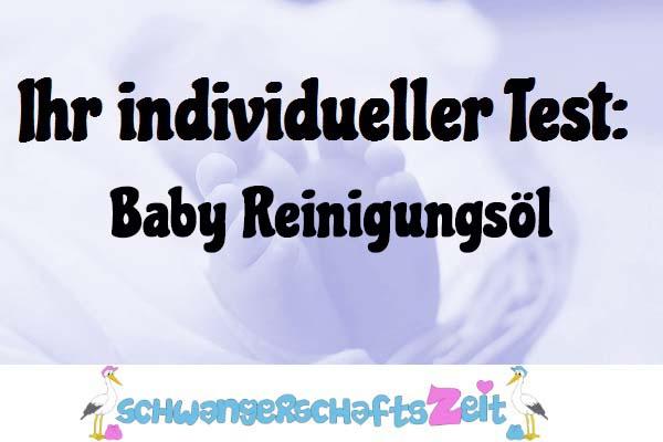 Baby Reinigungsöl