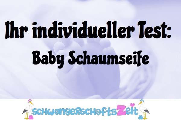 Baby Schaumseife