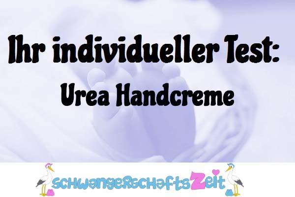 Urea Handcreme