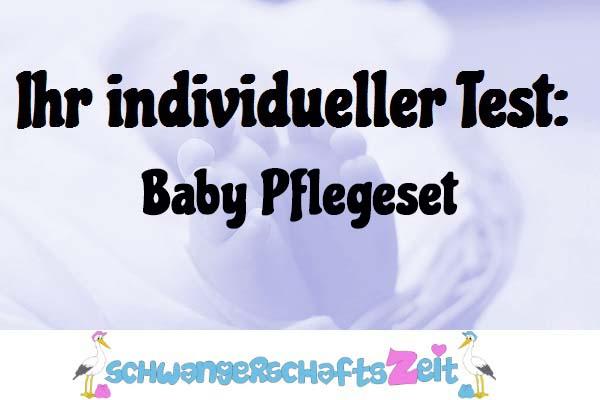 Baby Pflegeset
